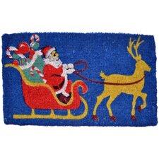 Santa Claus Doormat