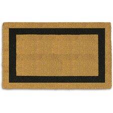 Single Border Doormat