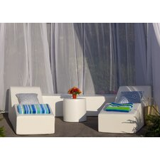 Pool 5 Piece Lounge Seating Group