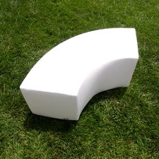 ARC Curved Vinyl Picnic Bench