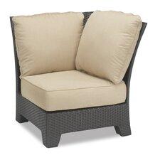 Malibu Corner Deep Seating Club Chair