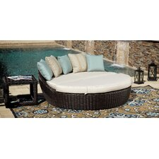 Cardiff Daybed Deep Seating Group with Cushion