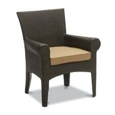 Santa Barbara Dining Arm Chair with Cushion