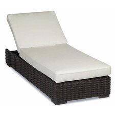 Cardiff Chaise Lounge with Cushions