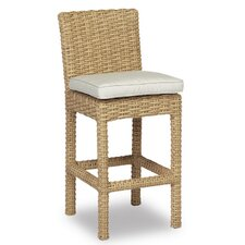 "Leucadia 30"" Bar Stool with Cushion"