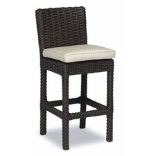 "Cardiff 30"" Bar Stool with Cushion"