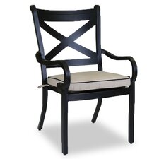 Monterey Dining Arm Chair with Cushion