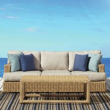 Leucadia Sofa with Cushions