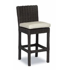 "Cardiff 26"" Bar Stool with Cushion"