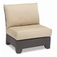 Malibu Armless Deep Seating Chair
