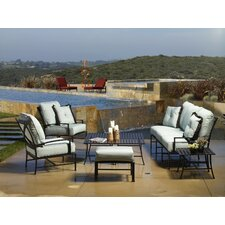 La Jolla 6 Piece Deep Seating Group with Cushions
