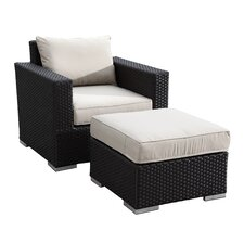 Solana Club Chair with Cushion