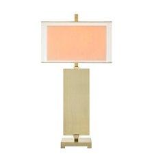 "Catalina 32"" H Table Lamp with Rectangular Shade"