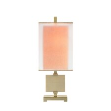 """Catalina 26"""" H Table Lamp with Square Shade"""