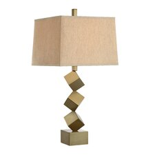 """Catalina 32"""" H Table Lamp with Square Shade"""