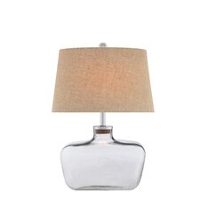 """Catalina 27"""" H Table Lamp with Oval Shade"""