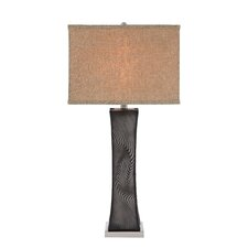 """Catalina 31"""" Table Lamp with Square Shade"""