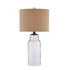 """Catalina 29"""" H Table Lamp with Drum Shade"""