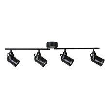 4 Light LED Track Light Kit