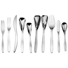 45 Piece Isla Splendid Flatware Set