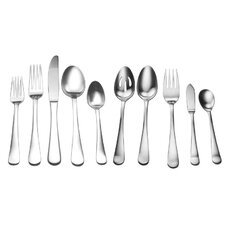 45 Piece Lucia Splendid Flatware Set