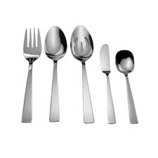 45 Piece Belarus Splendid Flatware Set