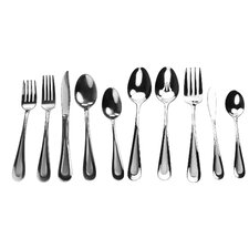 Splendide Ruse 45 Piece Flatware Set