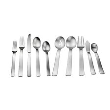 Splendide Davos 45 Piece Flatware Set