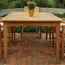 Amalfi  Rectangular Dining Table
