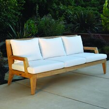Mendocino Deep Seating Sofa with Cushion