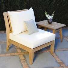 Ipanema Sectional - Deep Seating Armless Chair