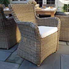 Sag Harbor Dining Armchair with Cushion (Set of 2)