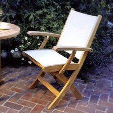 St.Tropez Folding Dining Arm Chair