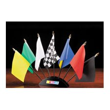NASCAR Seven Piece Flag Set