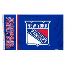 NHL Flag and Grommets Set