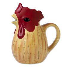 Napoli Rooster Pitcher