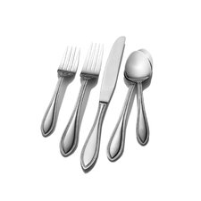 American Bead 61 Piece Flatware Set