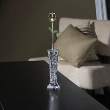 LED Glass Rose