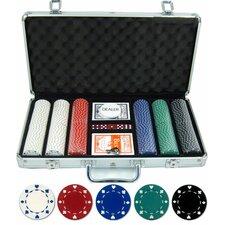 300 Piece Suited Poker Set