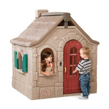 Naturally Playful Storybook Cottage Playhouse