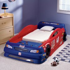 Children's Furniture Stock Twin Car Bed