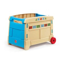 Lift and Roll Toy Box
