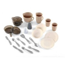 LifeStyle Dining Room 22 Piece Pots and Pans Play Set