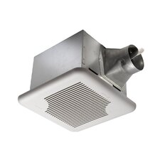 BreezSignature 80 CFM Energy Star Single Speed Exhaust Bathroom Fan