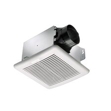 BreezGreenBuilder 50 CFM Energy Star  Bathroom Fan
