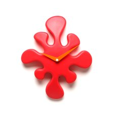 Mini Splat Wall Clock