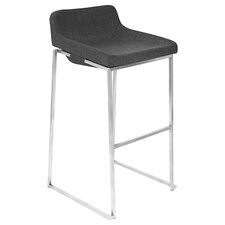 "Satori 30.5"" Bar Stool with Cushion"