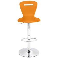 H2 Adjustable Height Swivel Bar Stool