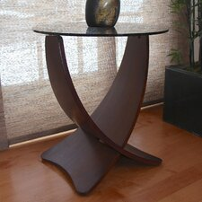 Criss Cross End Table
