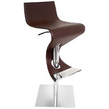 Viva Adjustable Height Swivel Bar Stool